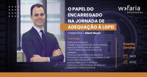 O papel do encarregado na jornada de adequação à LGPD